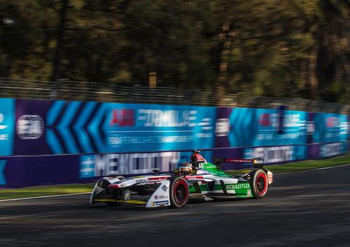 Formel E, Mexico City E-Prix 2018