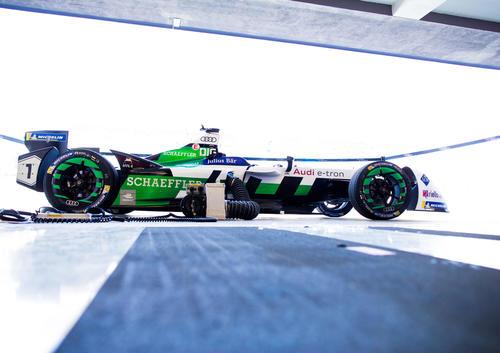 Formula E, Mexico City E-Prix 2018
