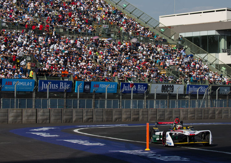 Formel E, Mexico City E-Prix 2018