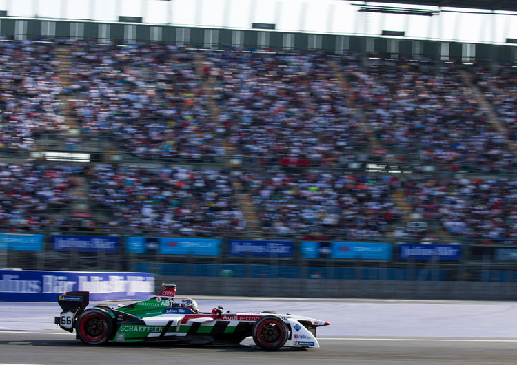 Formula E, Mexico City E-Prix 2018