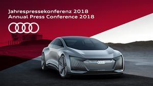Annual press conference 2018