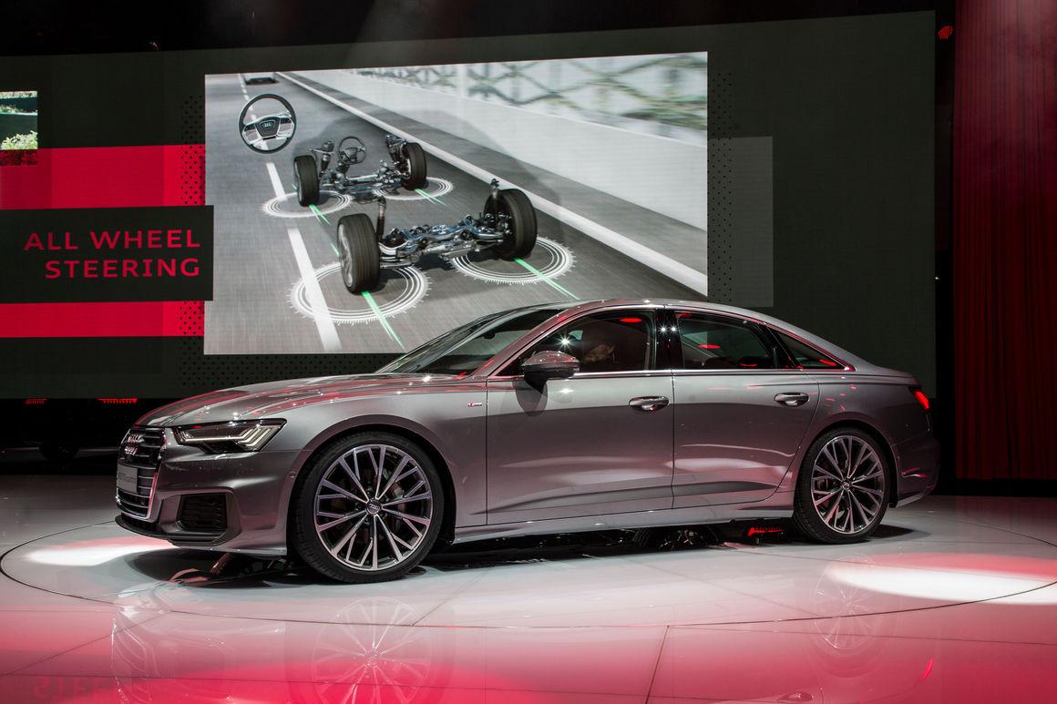 88. International Motor Show Geneva 2018 | Audi MediaCenter