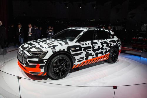 88. International Motor Show Geneva 2018
