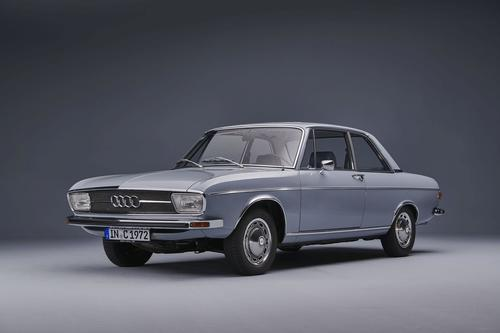 Three Audi jubilees at Techno Classica