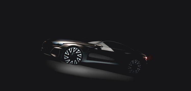 Audi Prototyp e-tron GT