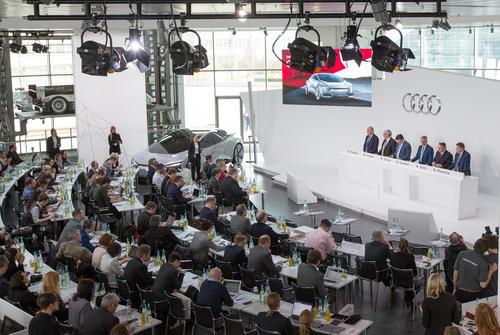 Jahrespressekonferenz 2018