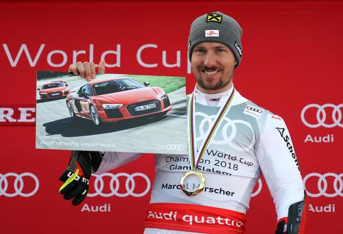 Audi FIS Ski World Cup Finals Åre