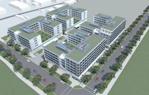"""Joint-Venture """"IN-Campus GmbH"""" startet mit der ersten Bauphase in der zweiten Jahreshälfte 2018"""