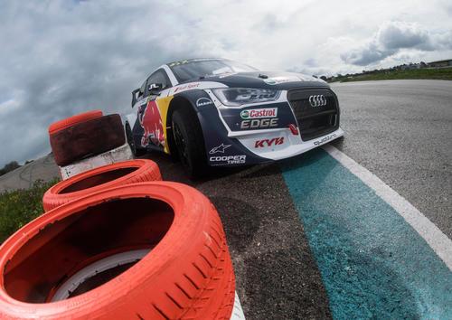 EKS Audi Sport 2018