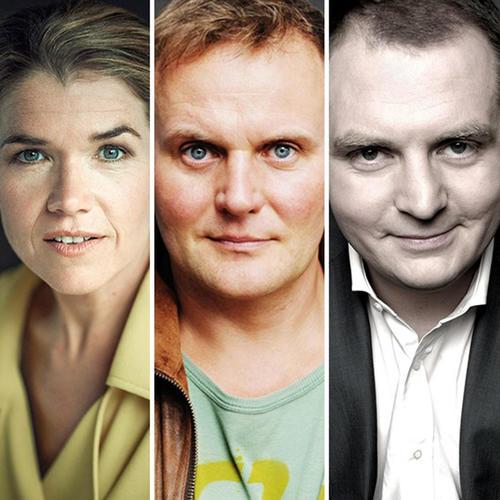 Schauspieler-Duo Engelke und Striesow lesen berühmte Briefwechsel im Audi Forum Neckarsulm