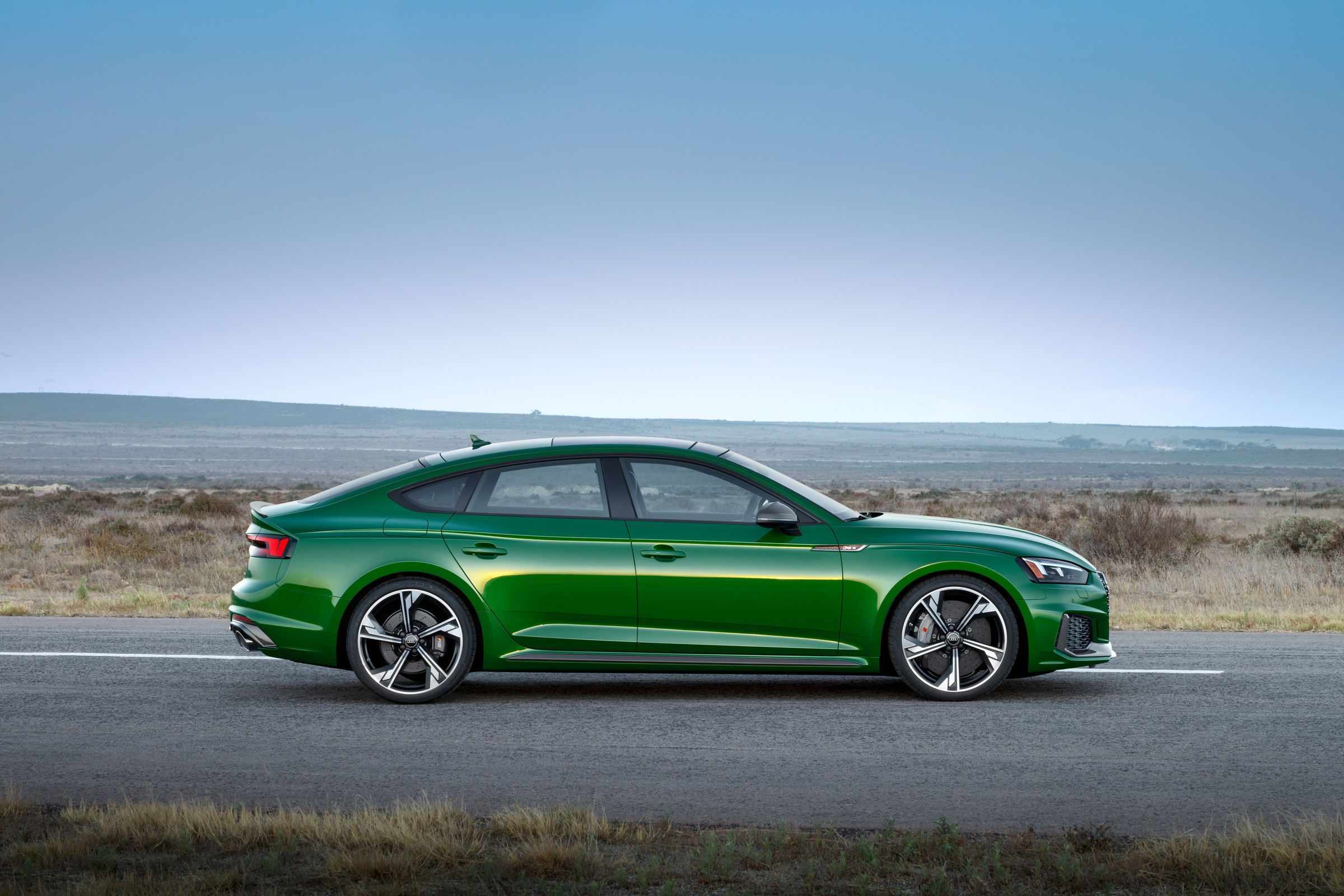 Excellent Design And Optimum Performance The New Audi Rs 5