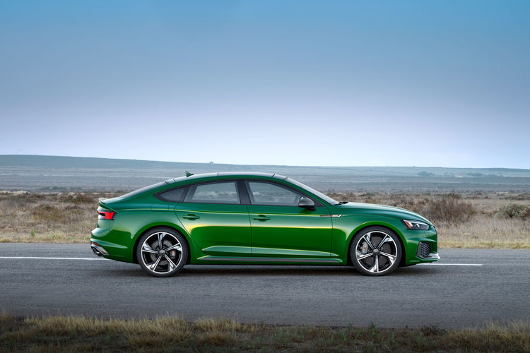 Excellent Design And Optimum Performance The New Audi RS - Audi rs 5