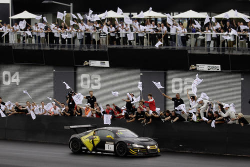 Audi-Teams wollen dritten Sieg in Bathurst