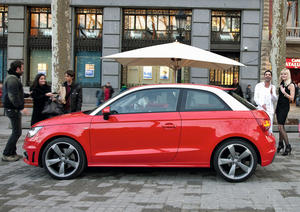 Audi with highest consumer confidence in Germany