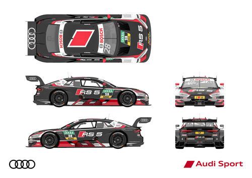 Audi RS 5 DTM 2018