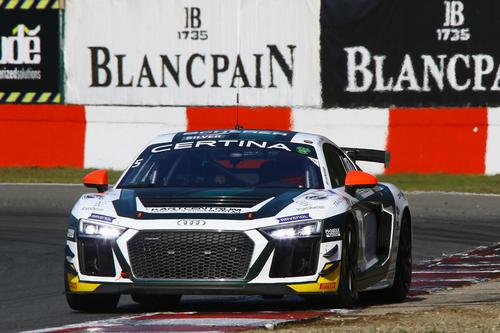GT4 European Series 2018