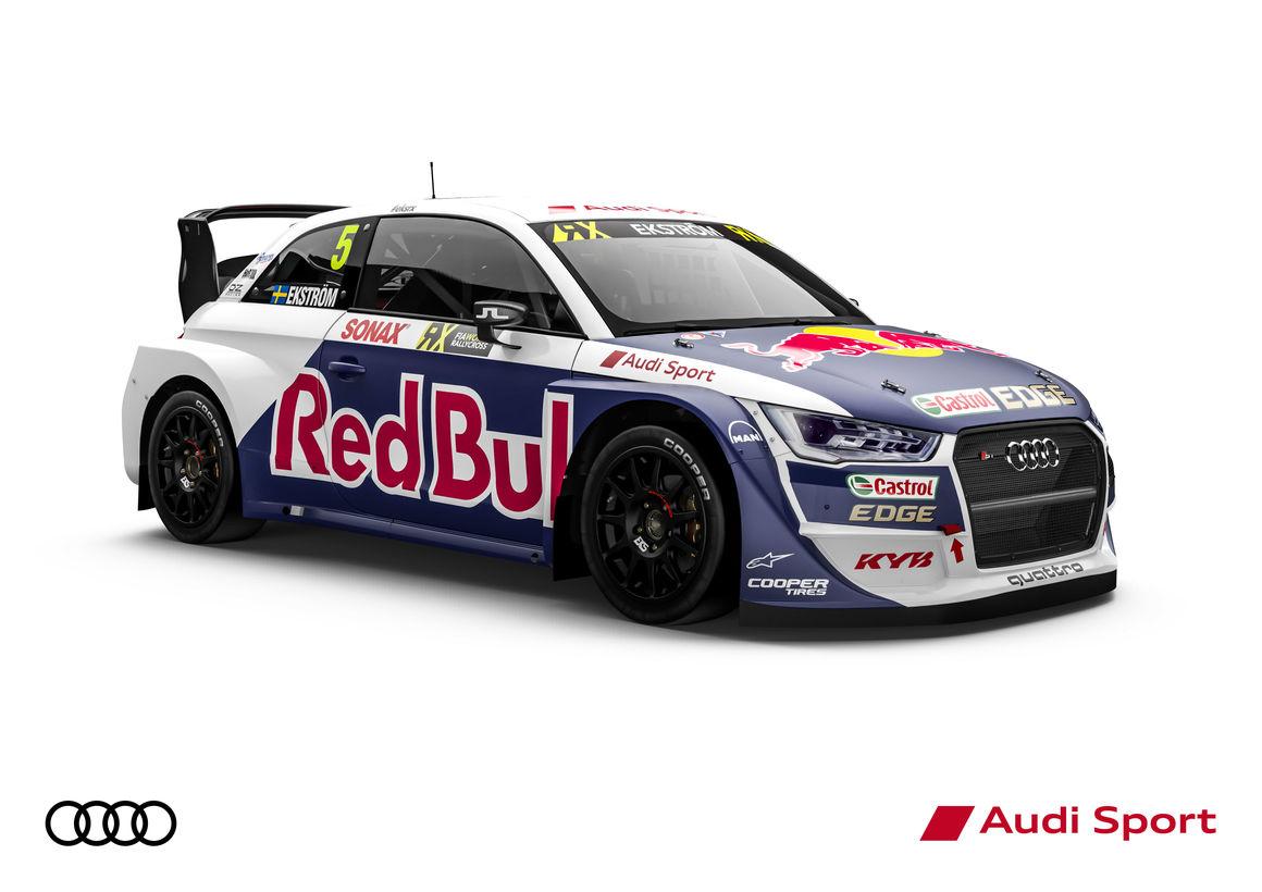 FIA World Rallycross Championship 2018 | Audi MediaCenter