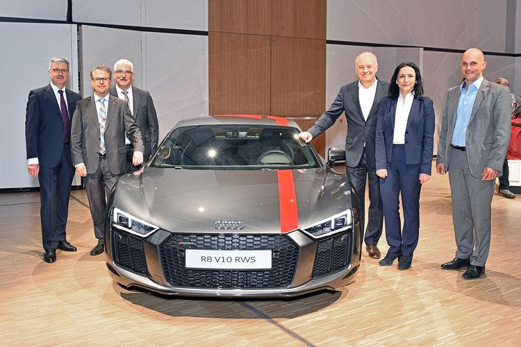 Audi-Betriebsrat rüstet sich für die Zukunft