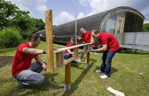 Mitmachen ist Ehrensache:  Dritter Audi Freiwilligentag in Ingolstadt