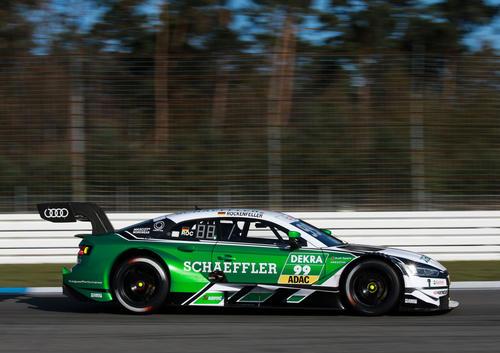 DTM Test Hockenheim 2018