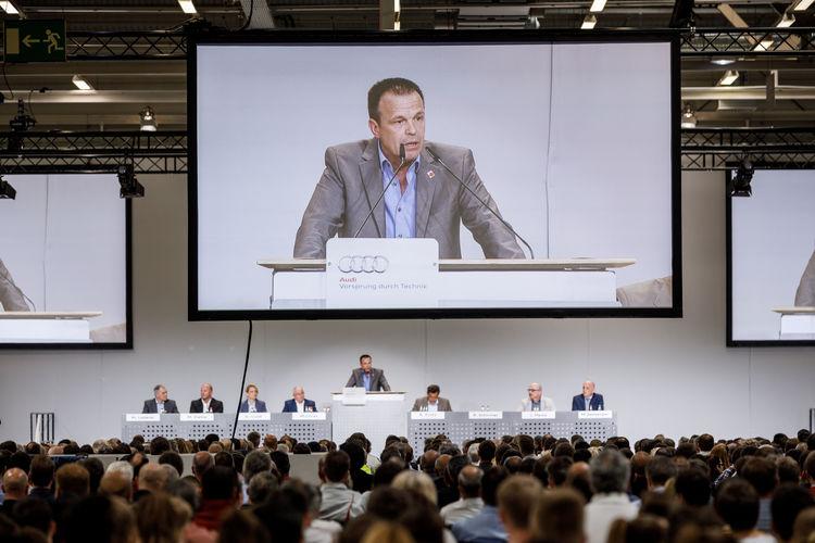 Betriebsrat zeigt aktuelle Handlungsfelder zur Weiterentwicklung des Standorts auf