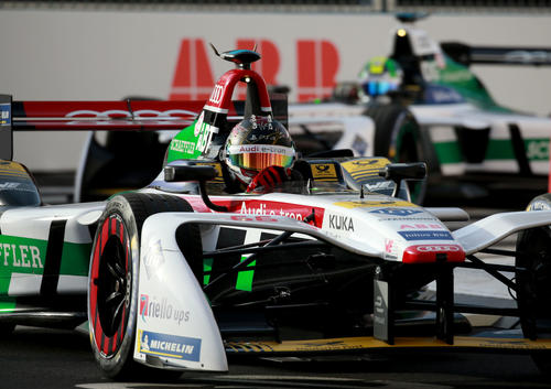 Formel E, Rom E-Prix 2018