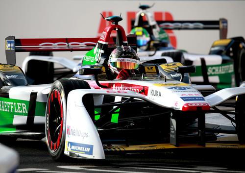 Formula E, Rome E-Prix 2018