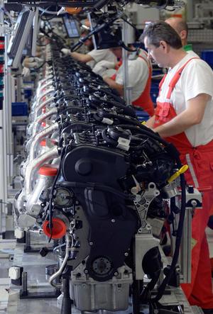 25 Millionen Motoren bei Audi Hungaria