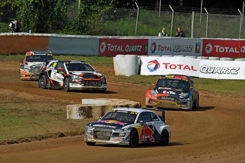 FIA World Rallycross Championship 2018, Circuit de Catalunya-Barcelona