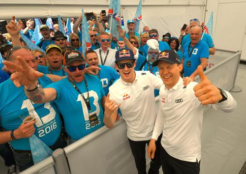 FIA Rallycross-Weltmeisterschaft 2018, Circuit de Catalunya-Barcelona