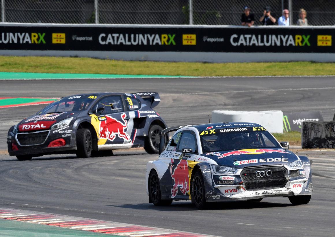 FIA World Rallycross Championship 2018, Circuit de Catalunya ...