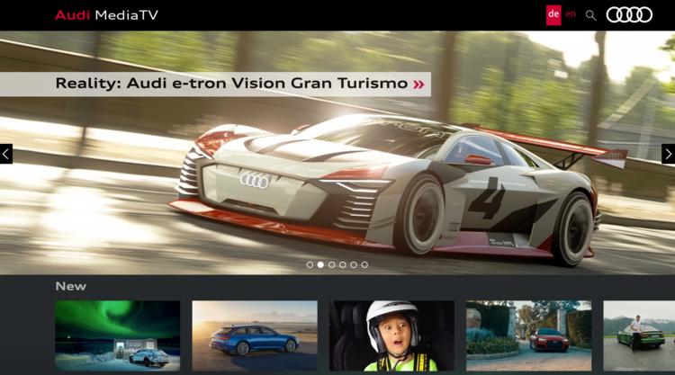 Audimedia.TV-App