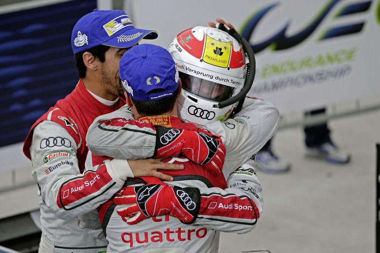 Emotional WEC finale for Audi at São Paulo