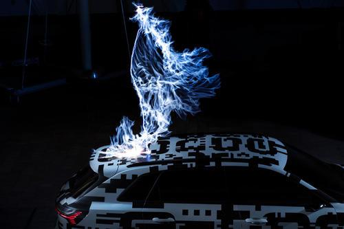Audi e-tron extreme: Hoch-Spannung im Siemens Schaltwerk Berlin