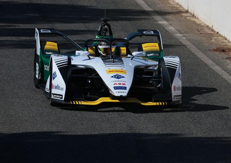 Formel E, Testfahrten Calafat