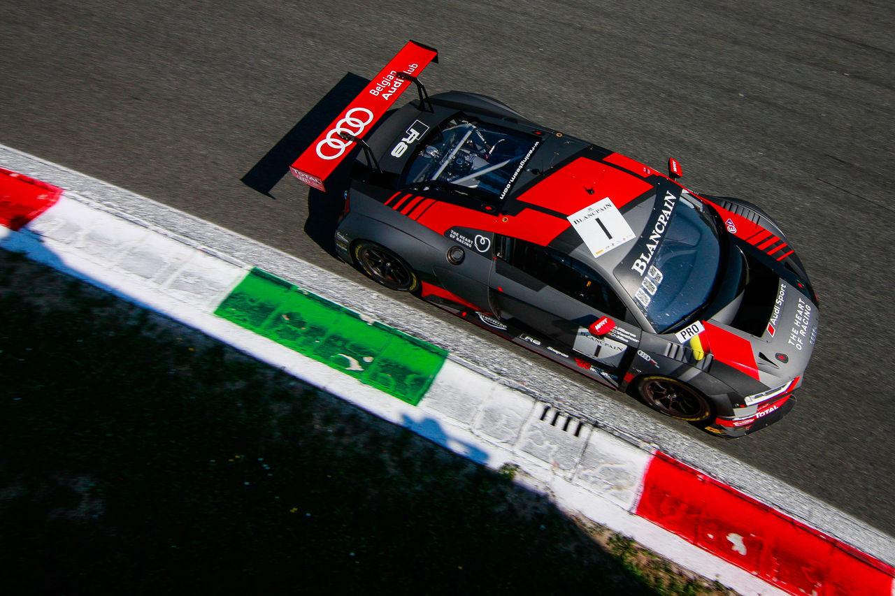 Audi R8 LMS wins Blancpain GT Series Endurance Cup opener