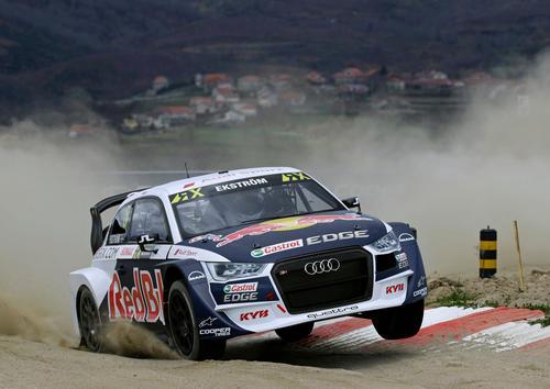 FIA World Rallycross Champoinchip 2018, Montalegre