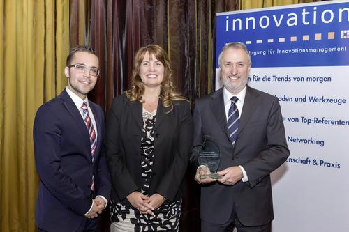Audi's production wins innovation prize