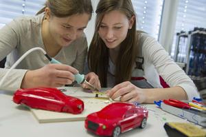 """Dem Traumjob auf der Spur:  """"Mädchen für Technik-Camp"""" bei Audi"""
