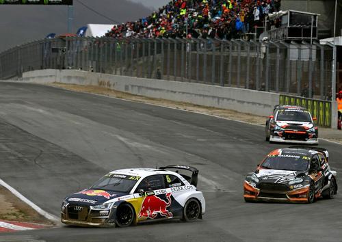 FIA World Rallycross Champoinship 2018, Montalegre