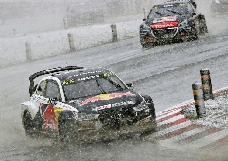 Rallycross-WM 2018, Montalegre