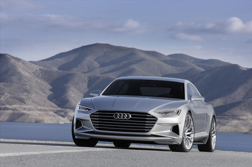 Audi prologue