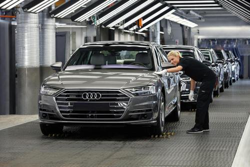 Alles rund um den Audi A8 in zwei Stunden: Neue Themenführung in Neckarsulm