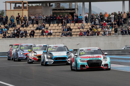 TCR Europe 2018