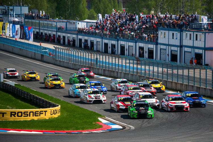 TCR Russia 2018