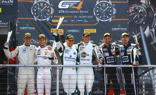 GT4 European Cup 2018