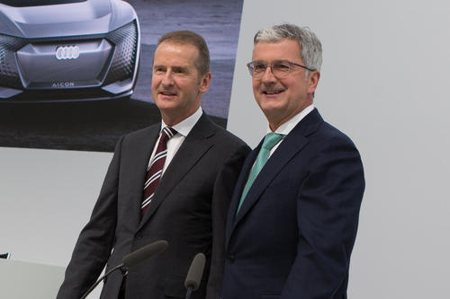 129th Annual General Meeting of AUDI AG