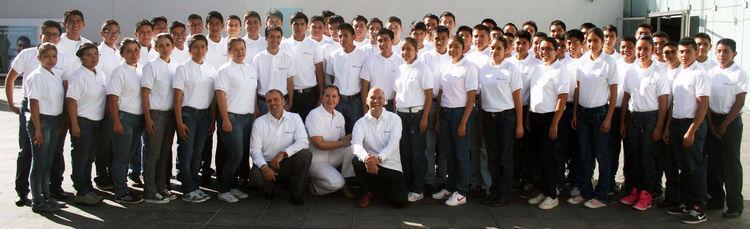 Startschuss für ersten Ausbildungsjahrgang bei Audi in Mexiko