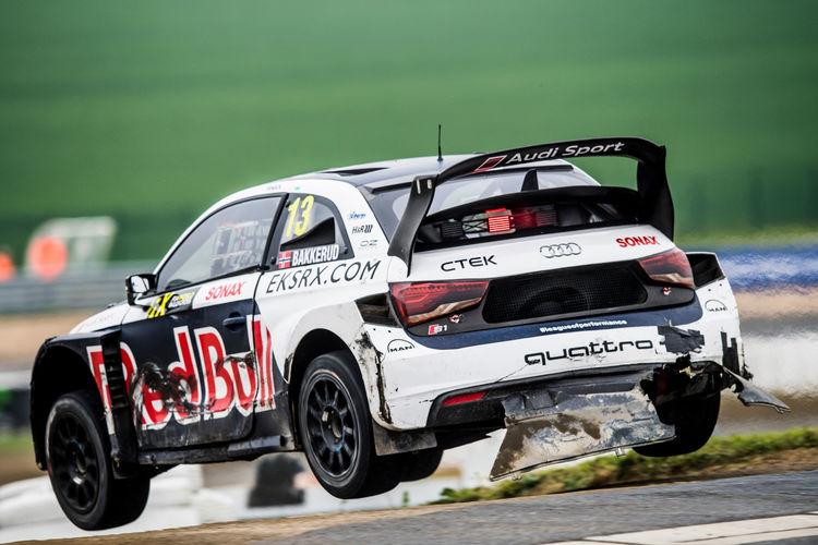 Rallycross-WM 2018, Mettet