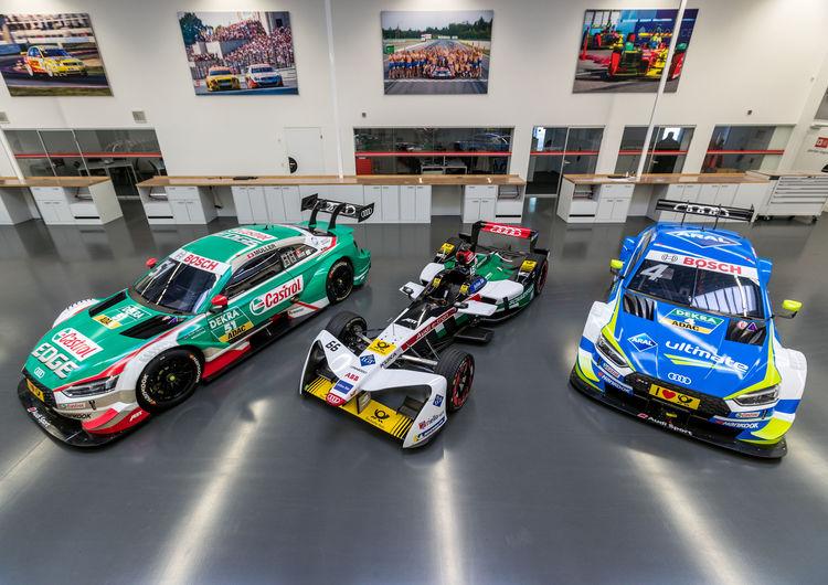 Audi RS 5 DTM, Audi e-tron FE04
